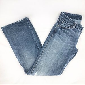 7 For All Mankind A-Pocket Bootcut Flare Jeans